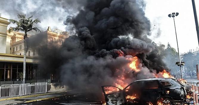 Chile, Violencia, Izquierda, Nueva Constitución, Coronavirus, Socialismo