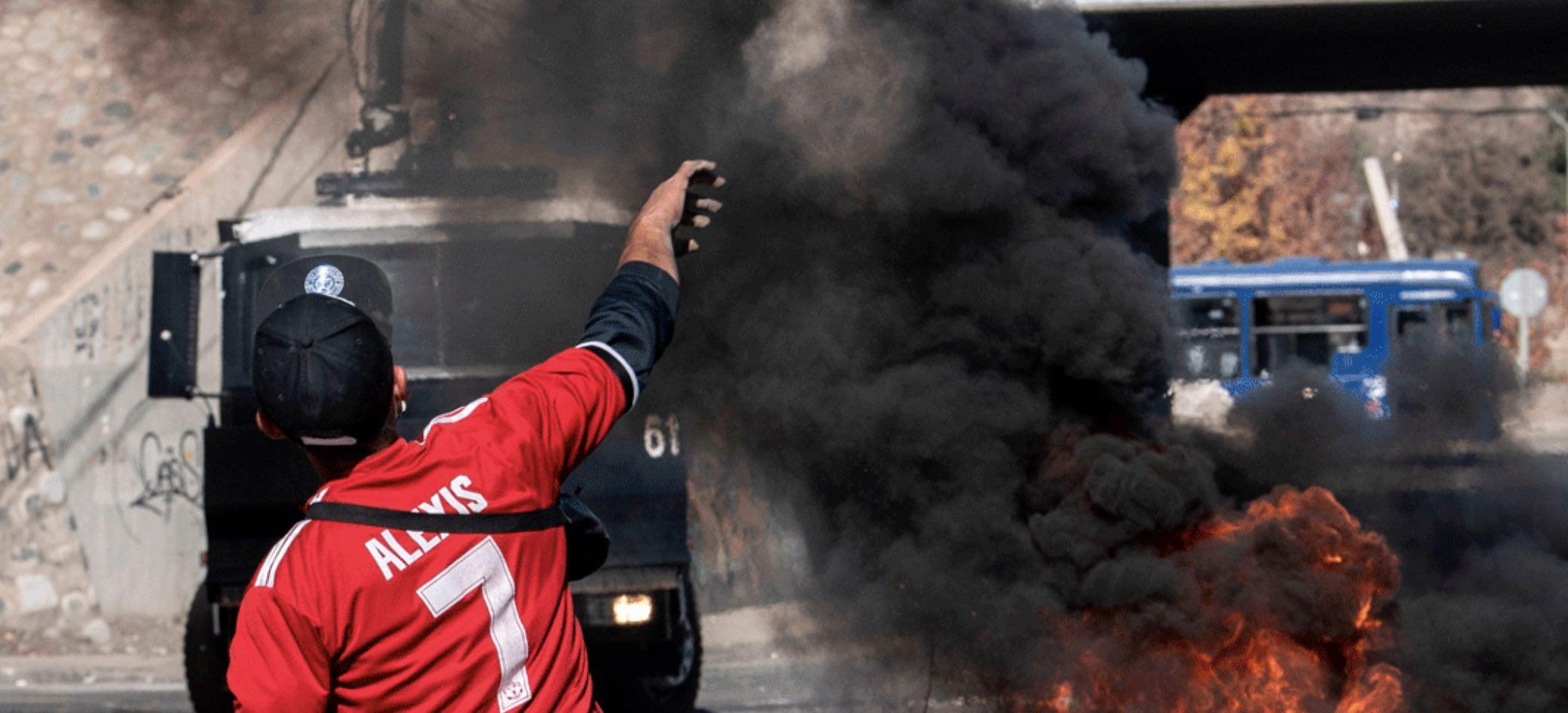 Chile, Violentistas, COVID-19, Extrema izquierda, Recuperación económica