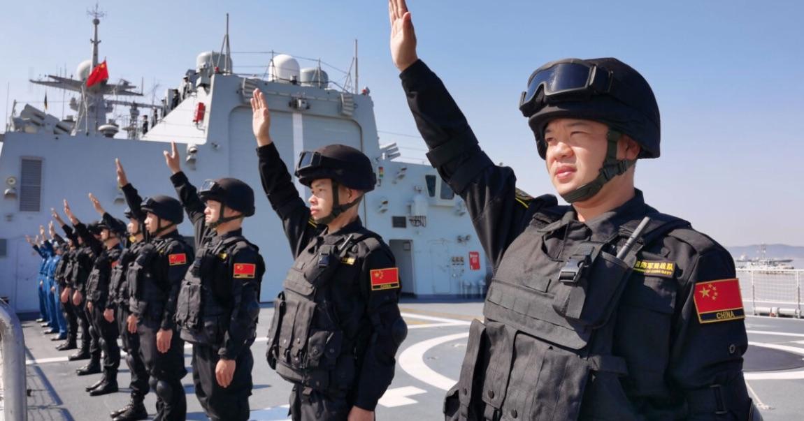 Armada china, República Popular China, Partido Comunista