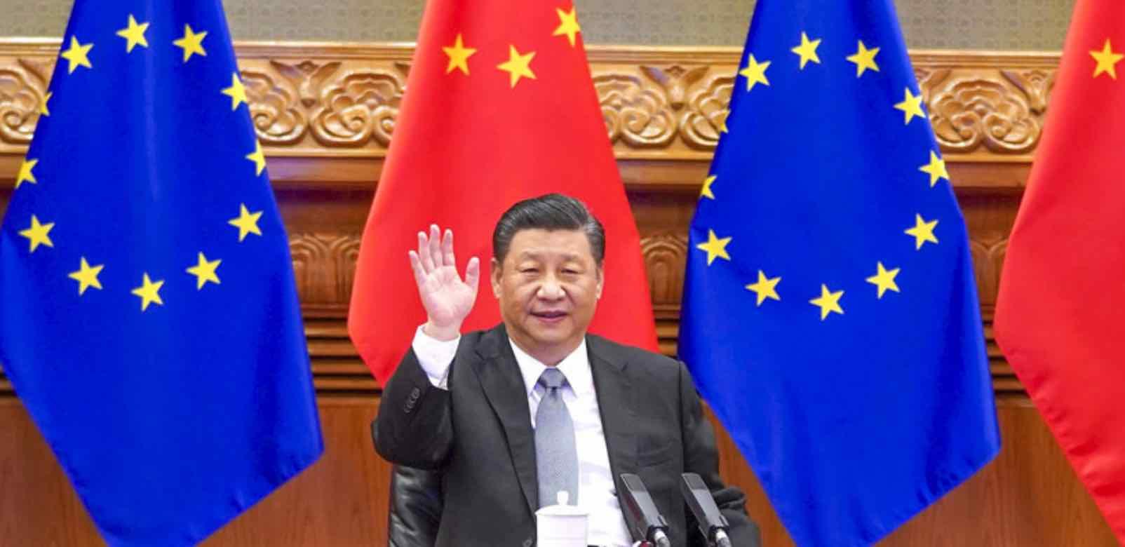 Acuerdo comercial entre China y Europa