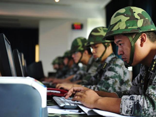 China, hackers