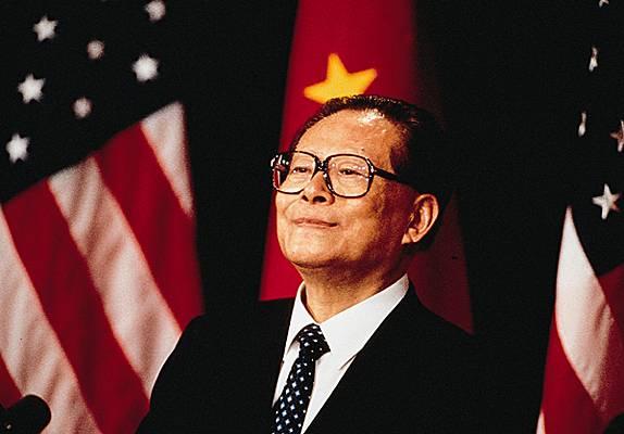 Jiang Zemin, China