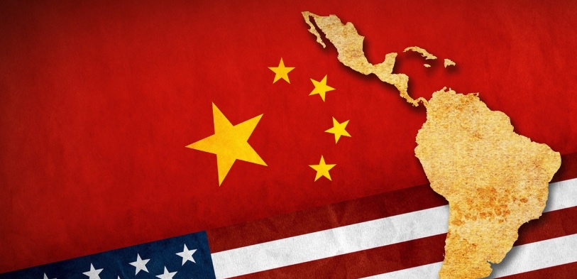 China en América Latina, Agenda china, Ecuador, Colombia, Latinoamérica