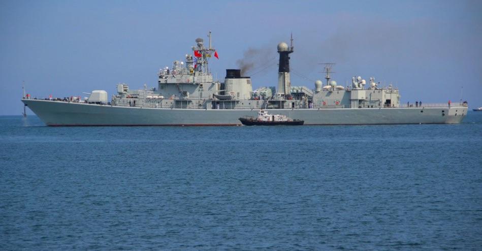 China, navío