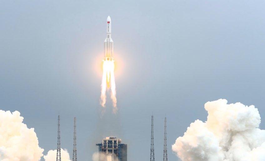 Industria espacial china, Tianhe