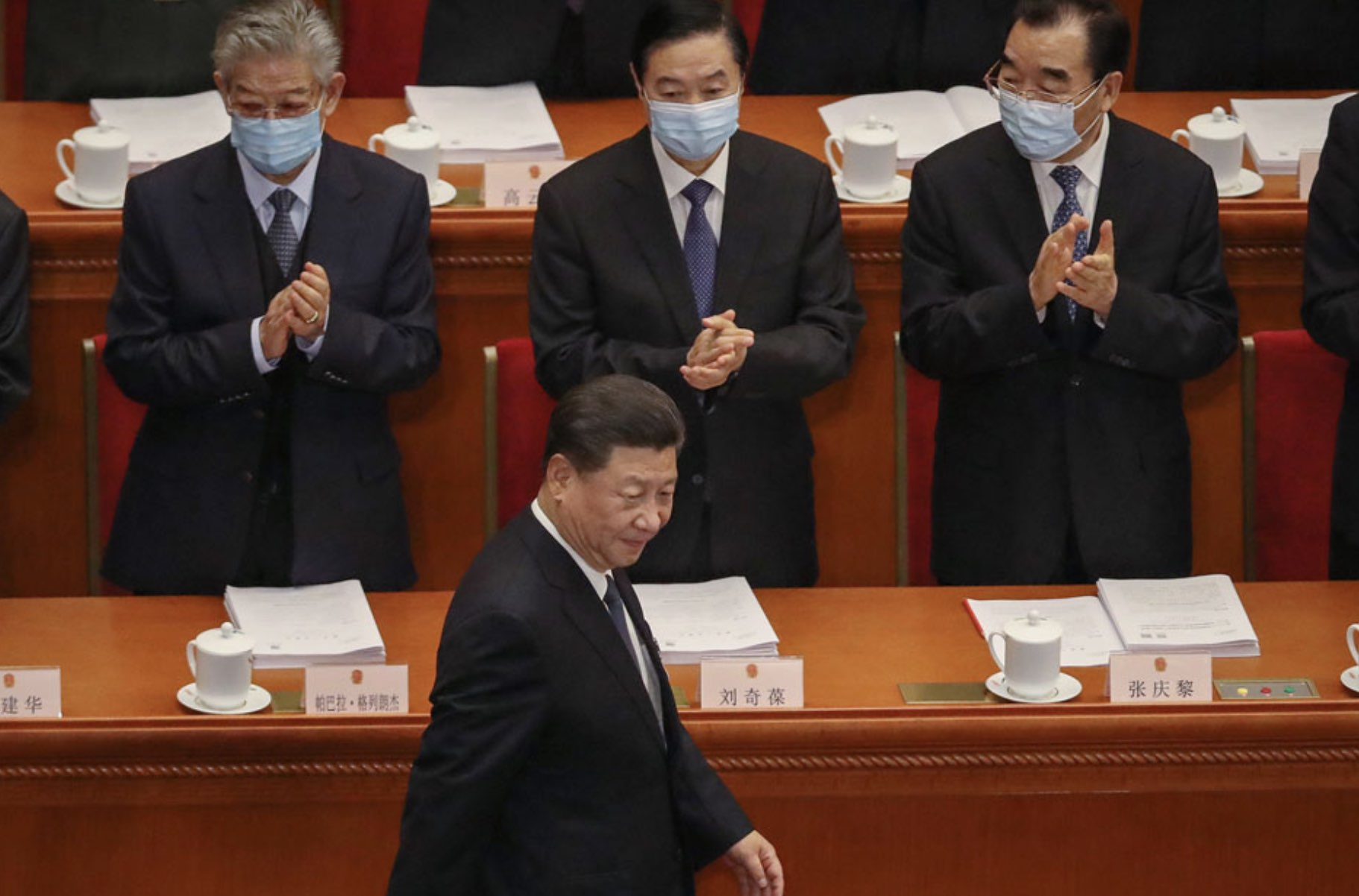 Xi Jinping, China, Sanciones contra China, Estados Unidos, Casa Blanca, COVID-19, Pandemia