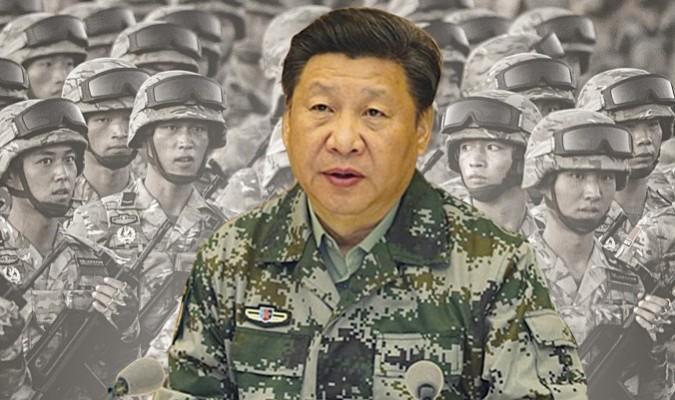 China, Xi