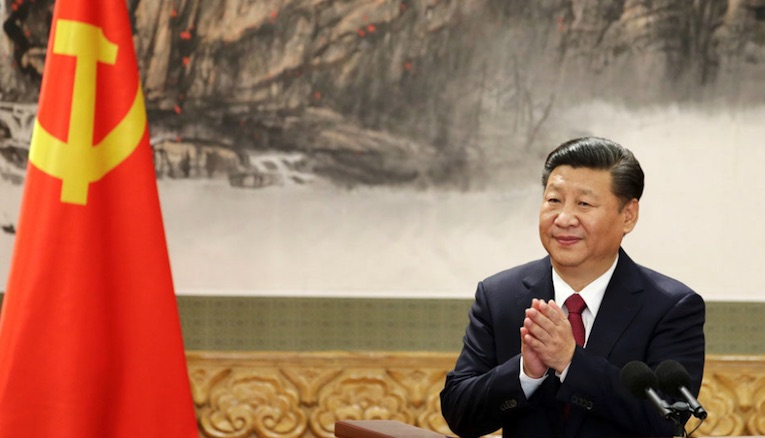 Xi Jinping, China, Congreso del Partido Comunista