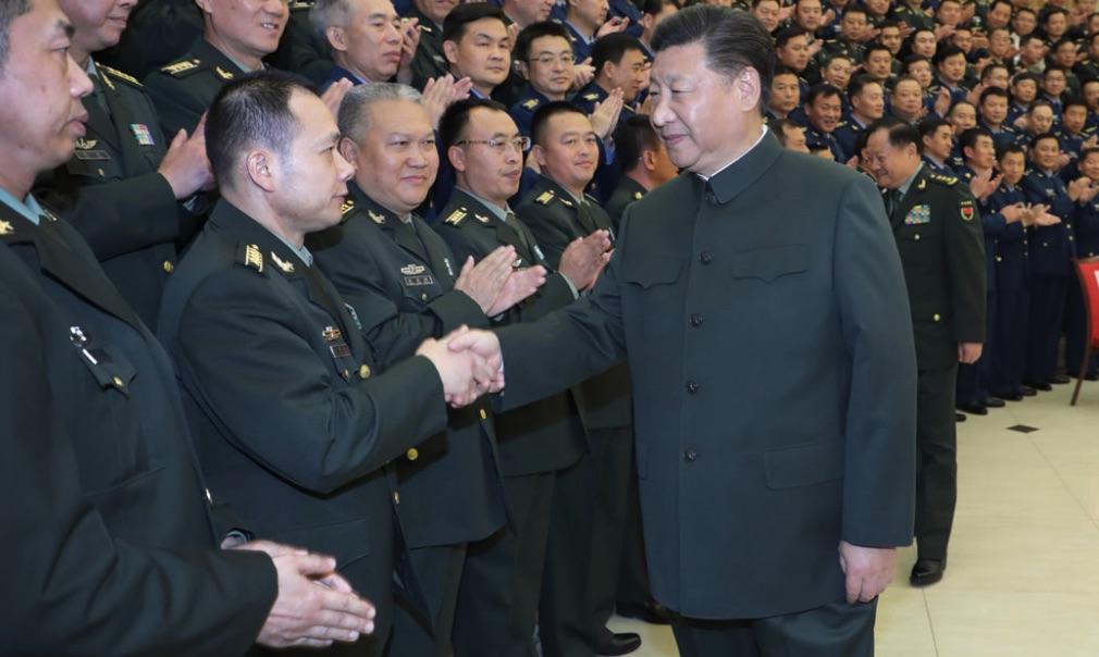 Xi Jinping, China, Represión china, Seguridad informática