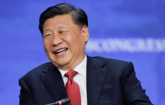 Xi Jinping, Comportamiento abusivo de China, Pekín