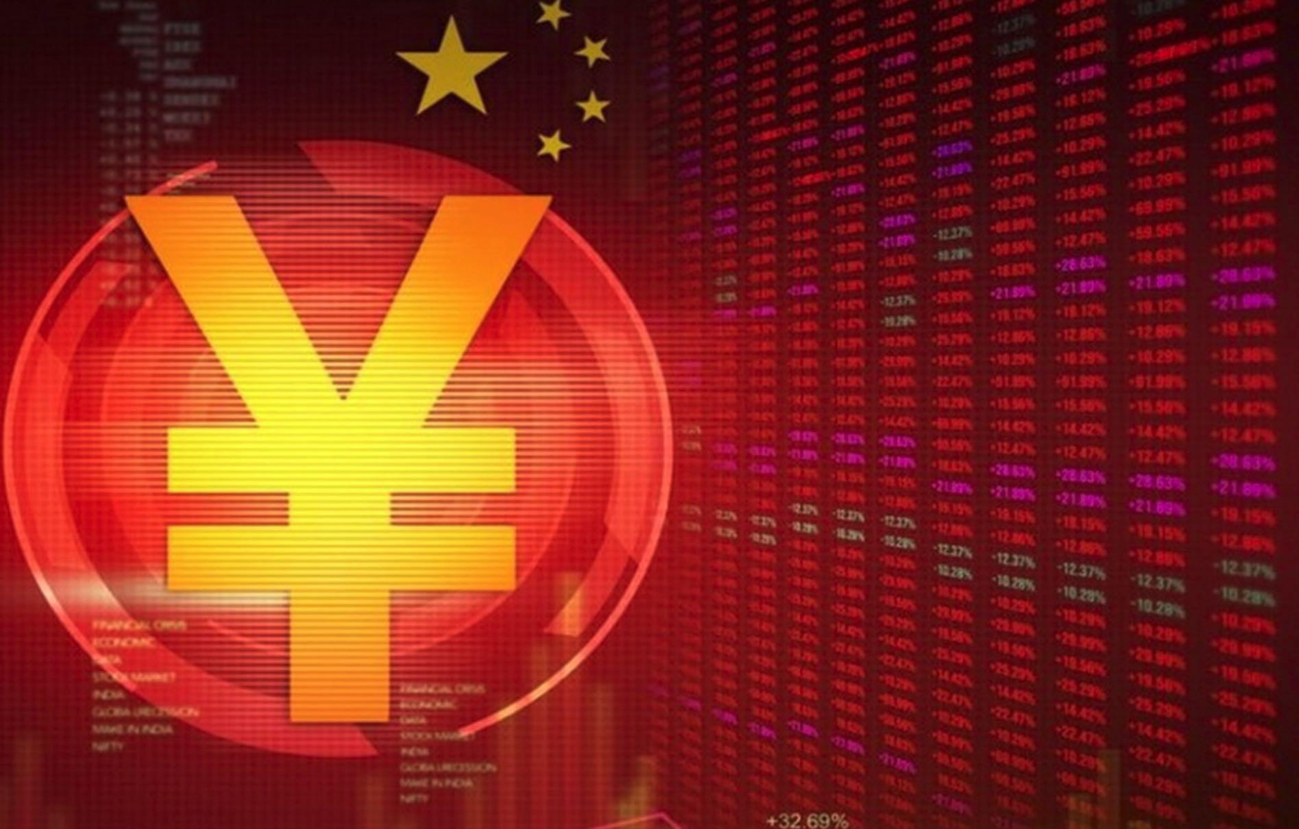 China, Yuan digital