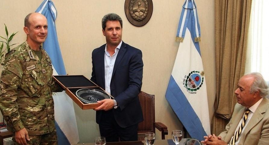 Ejército Argentino, Pasqualini