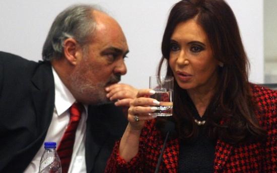 Colombi, Cristina Kirchner