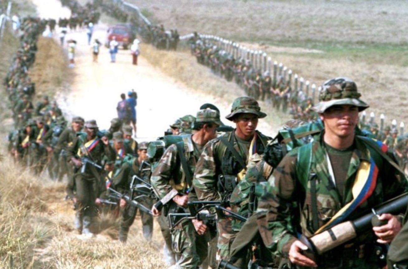 Colombia, FARC