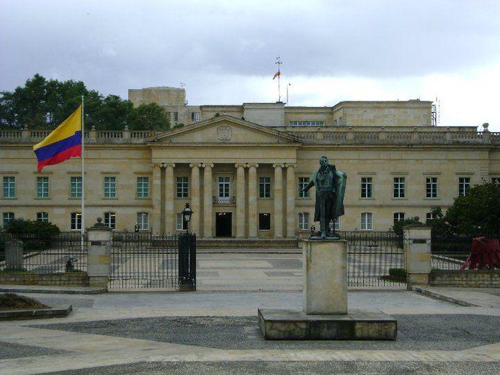 Colombia, Casa de Nariño
