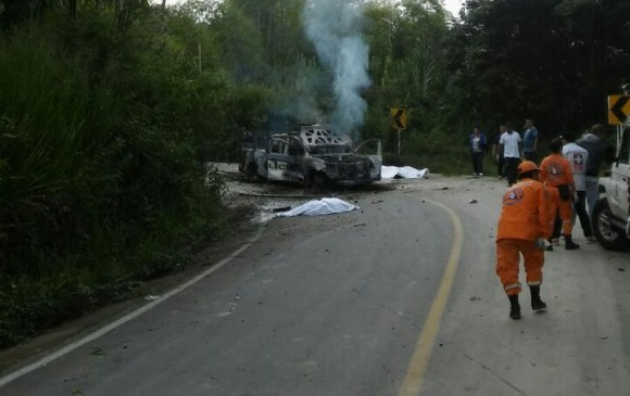 Ataques en el Cauca, Colombia, Terrorismo, FARC, ELN