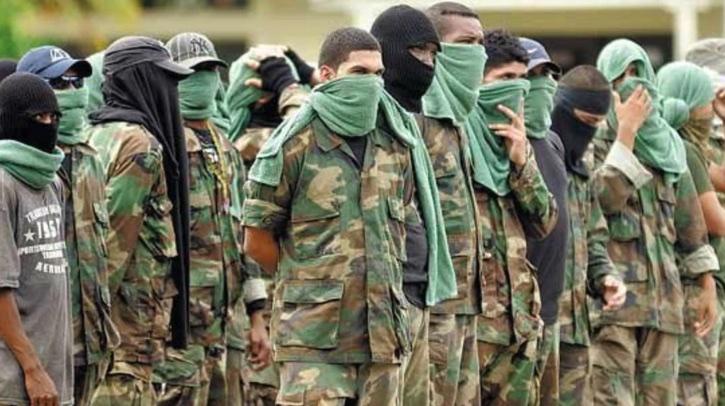 Clan del Golfo, Colombia, Narcotráfico, Seguridad internacional, Terrorismo, FARC, ELN