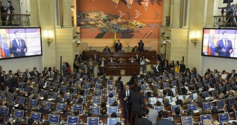 Congreso de Colombia, Corrupción