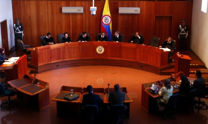 Corte Suprema de Justicia de Colombia, Corrupción judicial