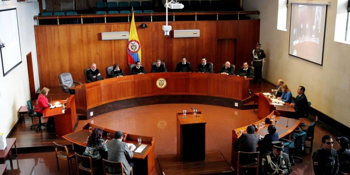 Colombia, Corrupción en la Corte Suprema de Justicia
