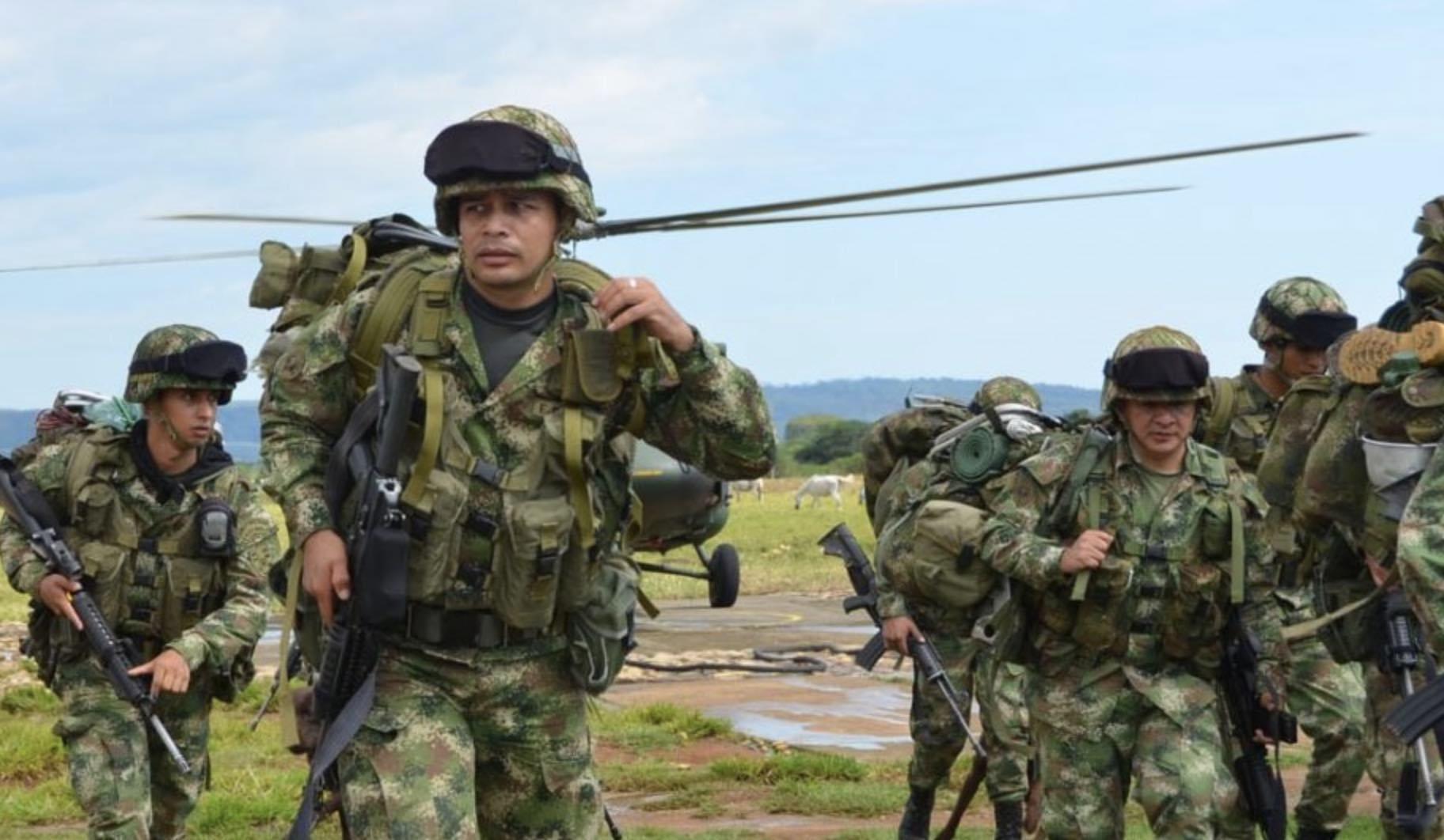 Colombia, Ejército Nacional, Violencia en Colombia, FARC, ELN
