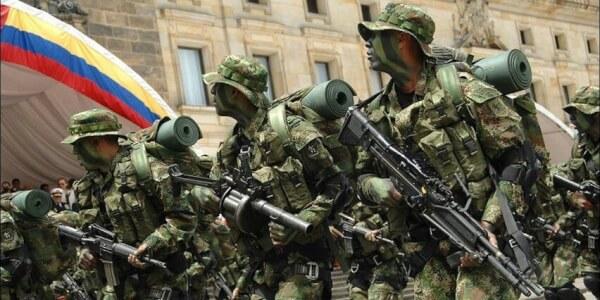 Colombia, Ejército Nacional