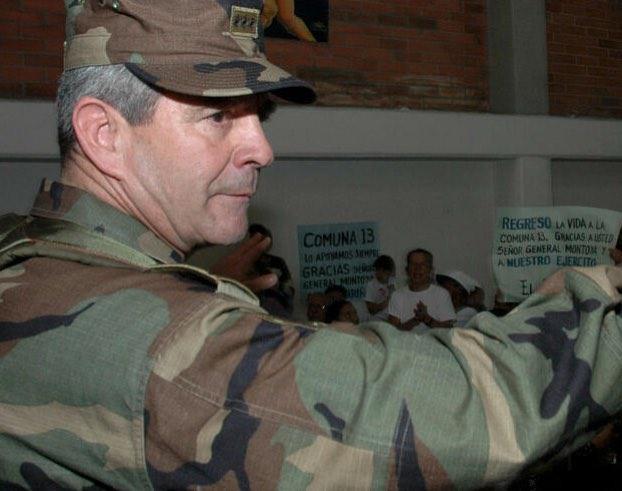 Colombia, General Mario Montoya, Persecución ideológica de la izquierda, JEP, Narcoterrorismo