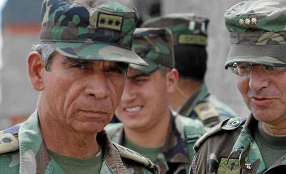 General Mora Rangel, Colombia, Narcoterrorismo, FARC, La Habana, Cuba