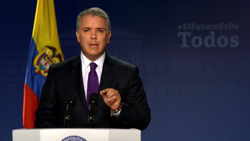 Iván Duque, Presidente de la República de Colombia, Duquismo