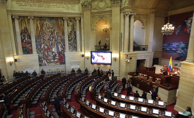 Congreso Nacional, Colombia