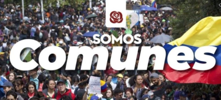 Colombia, Partido Comunes, Partido de las FARC