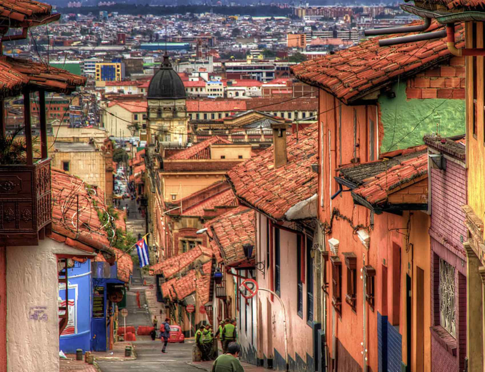 Colombia, Socialismo