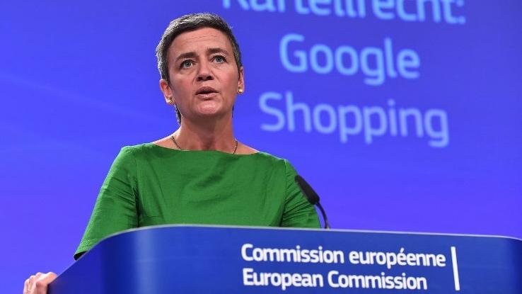 Comisión Europea, Margrethe Vestager