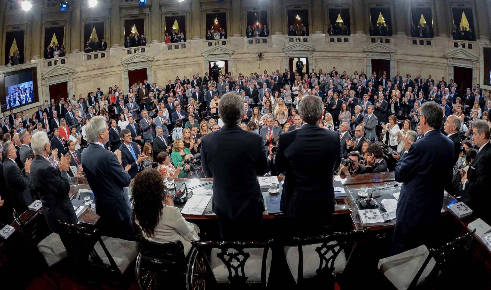 Congreso Argentino, Delito de defraudación pública, Corrupción política, Legisladores corruptos