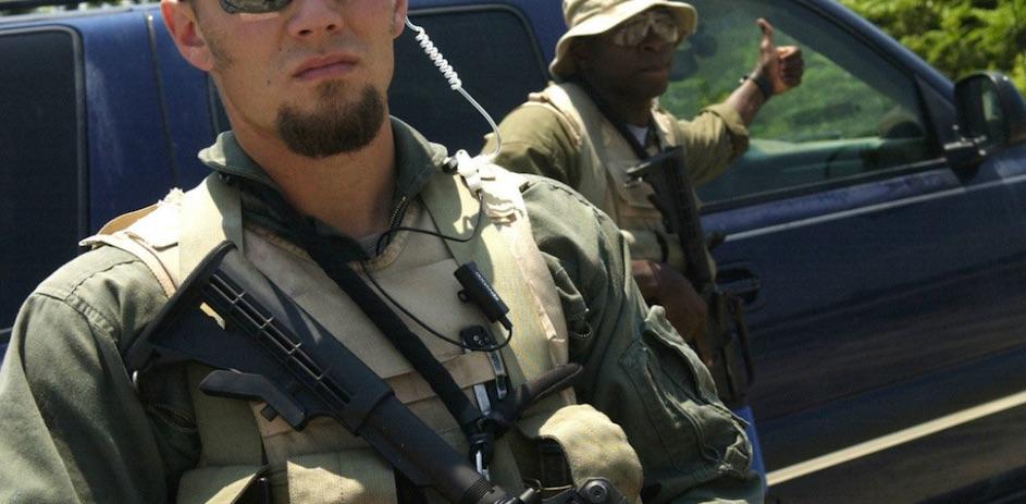 Contratistas militares privados, PMCs