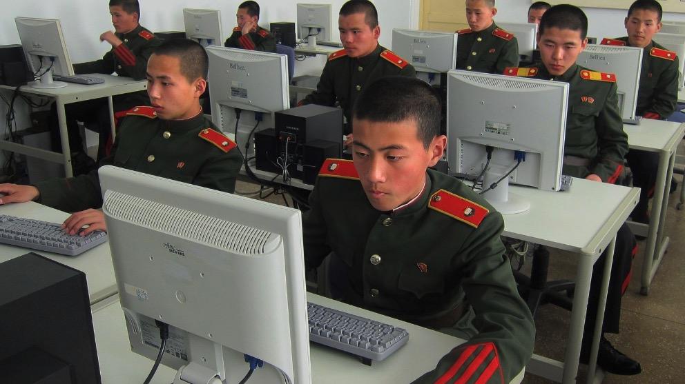 Corea del Norte, ataques informáticos, Guerra cibernética, Seguridad internacional
