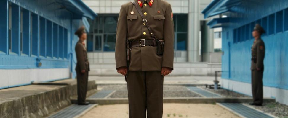 Soldados, Norcorea