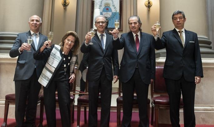 Corte Suprema, Corrupción judicial, Ricardo Lorenzetti, Elena Highton de Nolasco