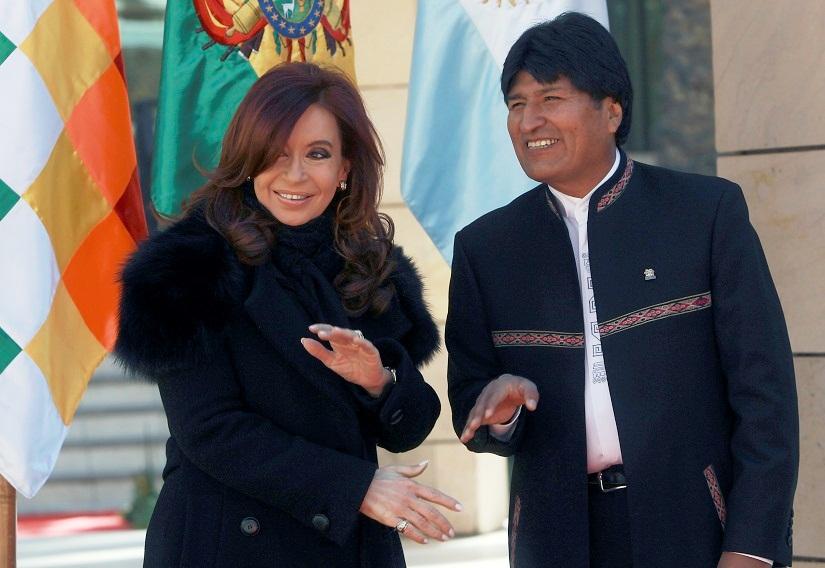 Evo y CFK
