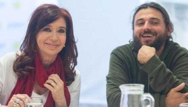 Cristina Kirchner y Juan Grabois, Guerra contra el campo