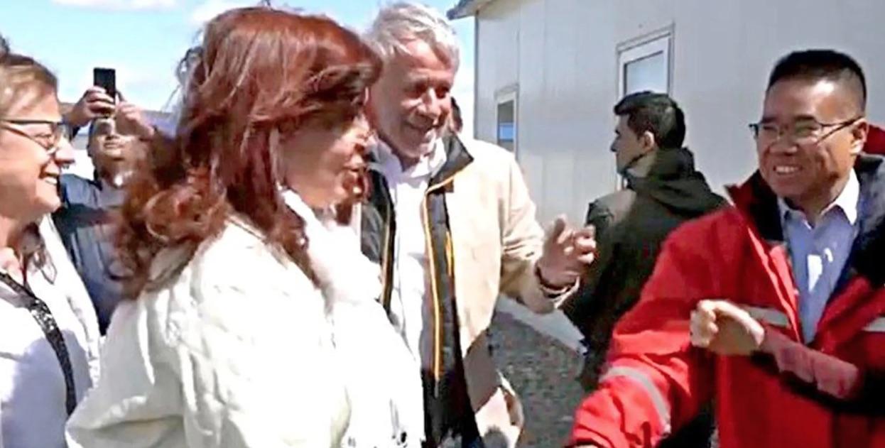 Cristina y Gerardo Ferreyra