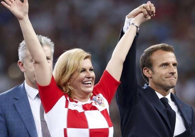Presidente de Croacia, Mundial FIFA