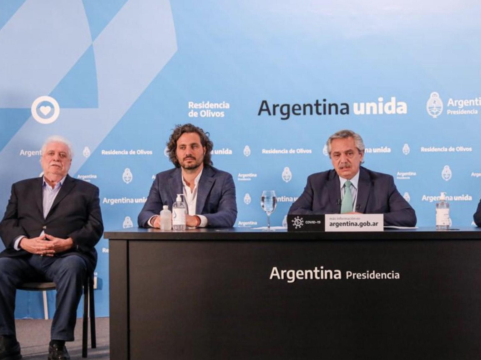 Alberto Fernández, Gobierno, Desempleo