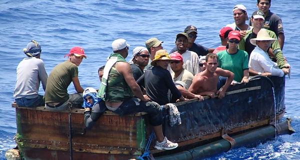 Cuba, Balseros, Genocidio cubano, Miguel Díaz-Canel, Raúl Castro, Comunismo