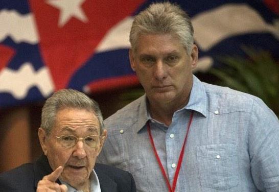 Raúl Castro, Genocidio cubano, Dictadura castrista, Miguel Díaz-Canel, Caída de la dictadura
