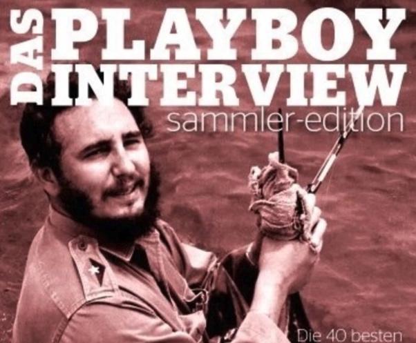 Fidel Castro en Playboy