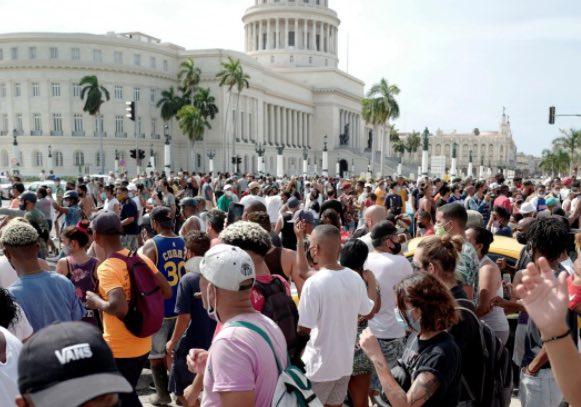 Cuba, Manifestaciones en Cuba contra el comunismo, Fracaso del comunismo