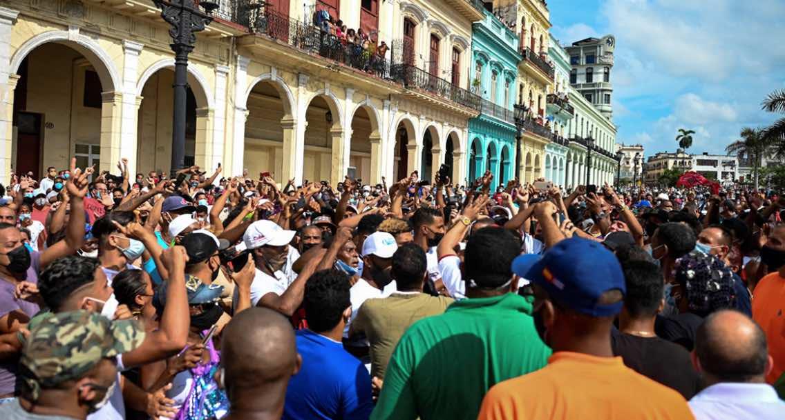 Cuba, Protestas en Cuba, Dictadura cubana, La Habana