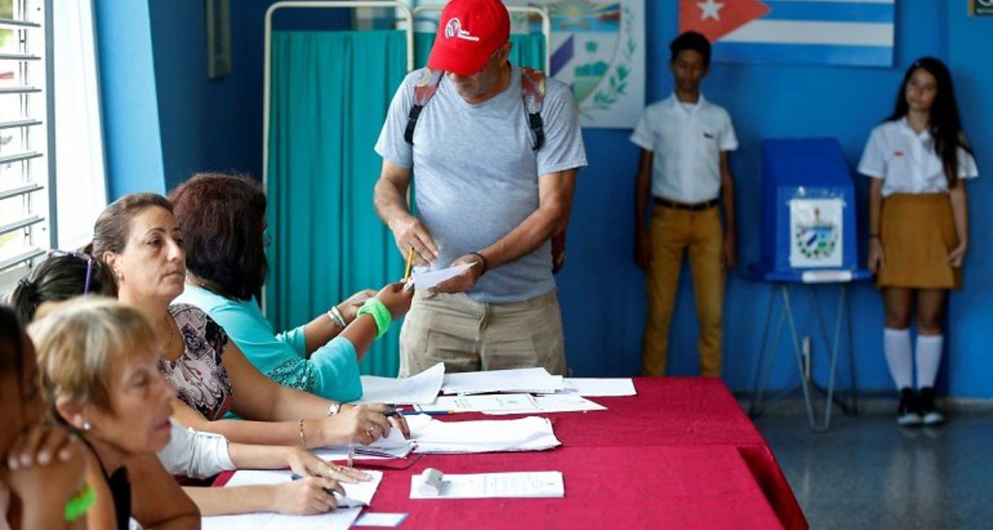 Cubanos, referendum, Nueva Constitución