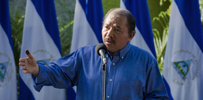Daniel Ortega, Nicaragua, autoritarismo, FMLN